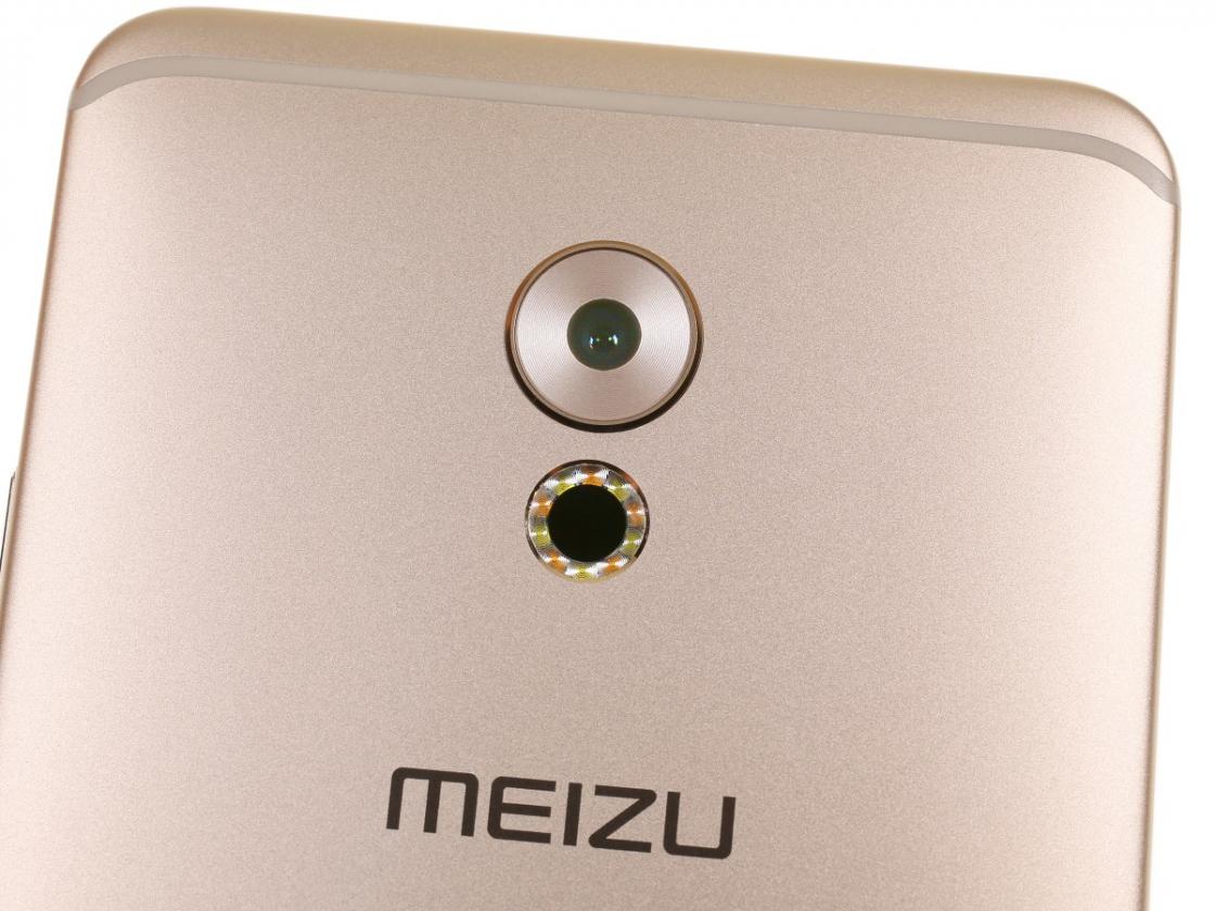 Обзор Meizu Pro 6 Plus - камера со вспышкой