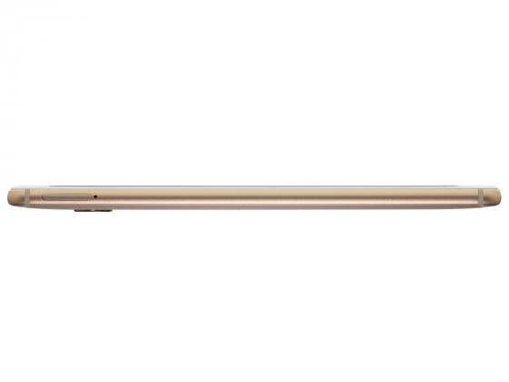 Обзор Meizu Pro 6 Plus - вид с левого торца