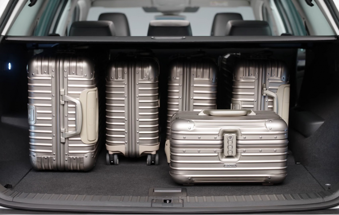 Обзор Skoda Kodiaq - багажник