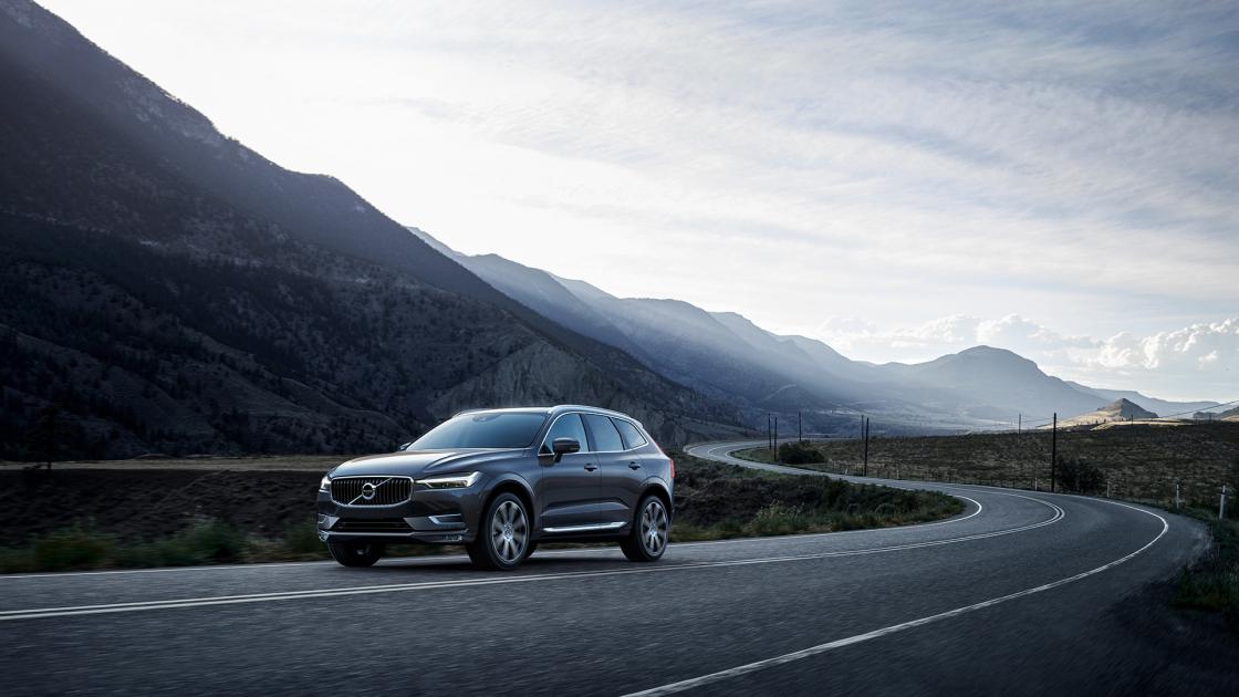 Обзор Volvo XC602017 - в движении
