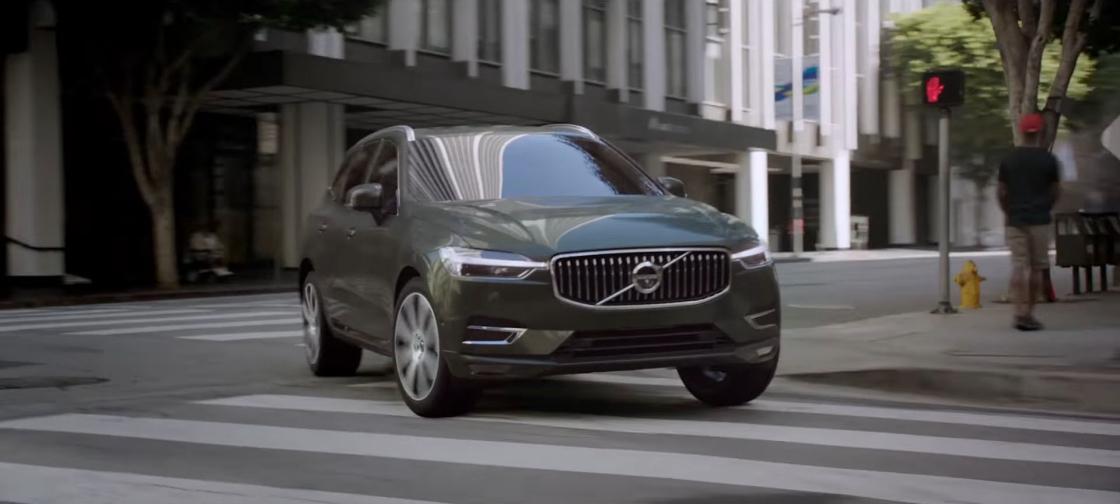 Обзор Volvo XC602017 - в динамике