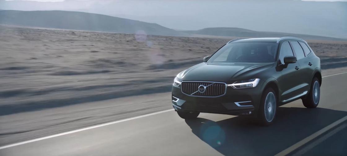 Обзор Volvo XC602017 - с функцией автоматического подруливания