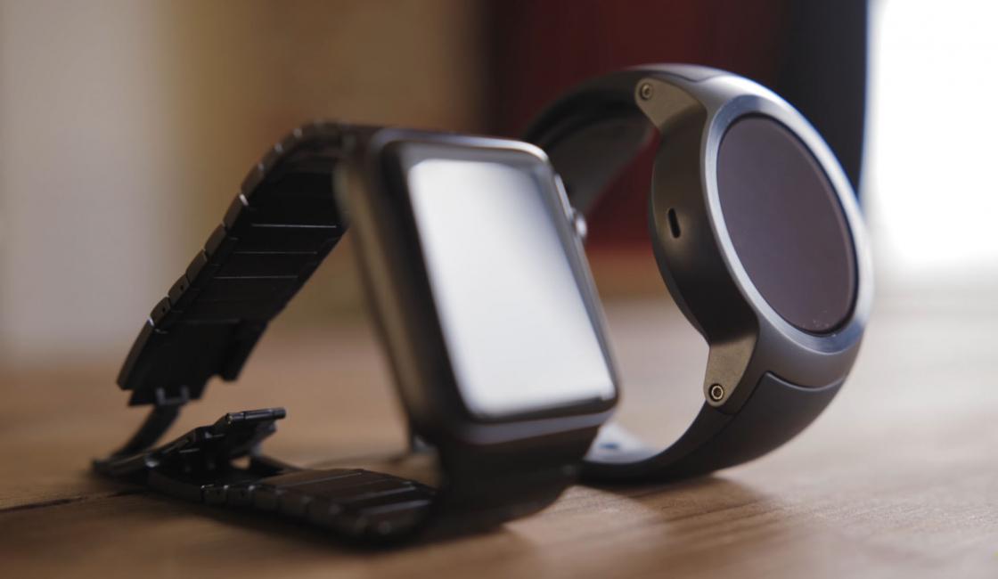Обзор LG Watch Sport - не дотягивают до AppleWatch
