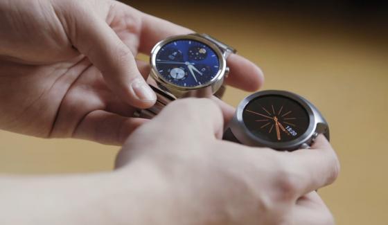 Обзор LG Watch Sport - в сравнении с Huawei Watch