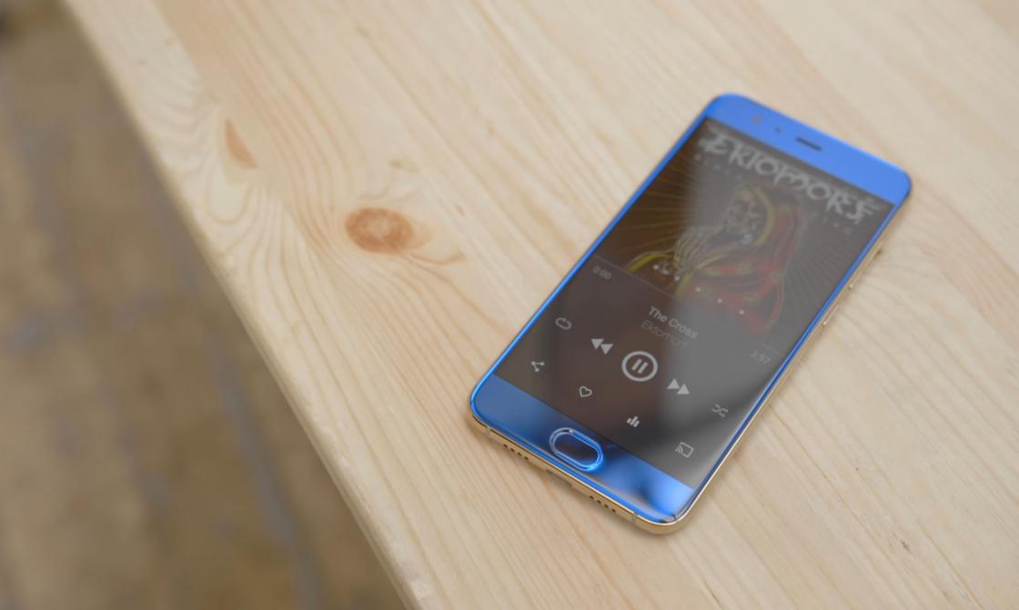 Обзор Xiaomi Mi 6 - музыка