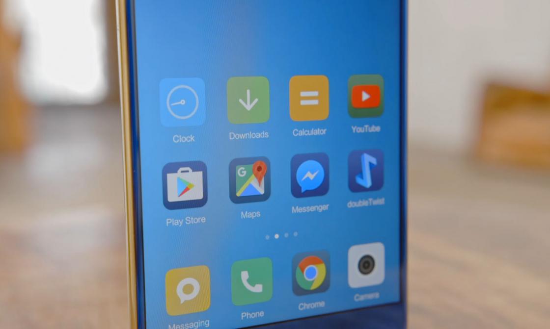 Обзор Xiaomi Mi 6 - экран