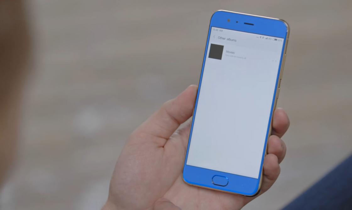 Обзор Xiaomi Mi 6 - смартфон имеет идеальную передачу белого цвета