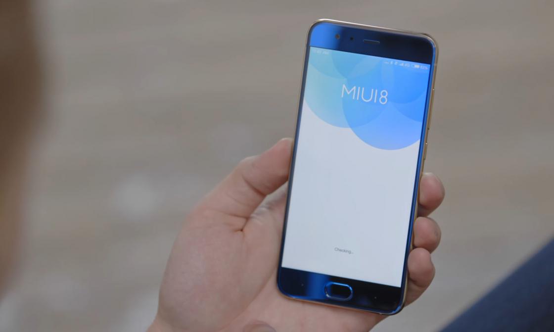 Обзор Xiaomi Mi 6 - MIUI 8